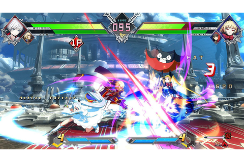BlazBlue: Cross Tag Battle (Nintendo Switch) Game Profile ...