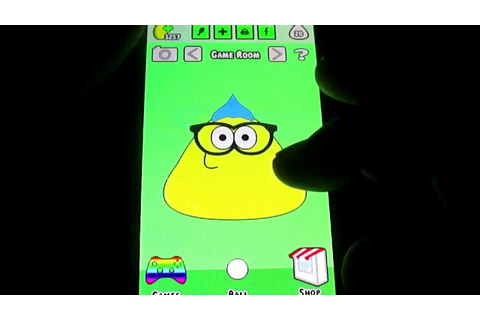 Pou Android Gameplay LV 20 part 2 - YouTube