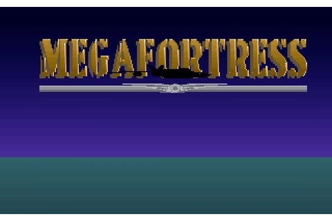 Download Megafortress vehicle simulation for DOS (1991 ...