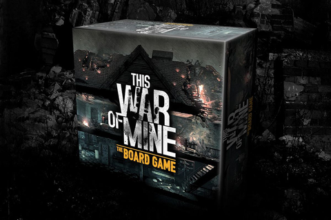 This War of Mine is getting a board game adaptation - Polygon