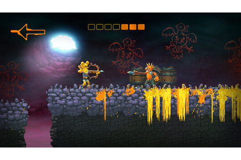 Nidhogg 2 Review | Trusted Reviews