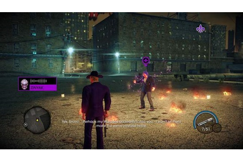 Saints Row 4 Game - Hellopcgames