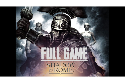 Shadow of Rome - FULL GAME - No Commentary - 1080p60fps ...