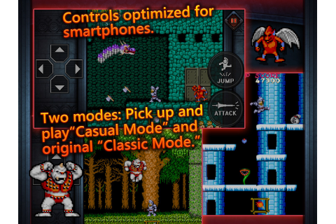Ghosts'n Goblins MOBILE – Games for Android 2018. Ghosts'n ...