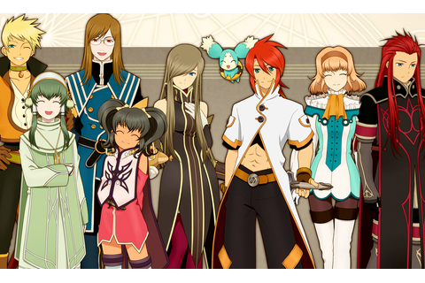 SuperPhillip Central: BLTN Reviews: Tales of the Abyss ...