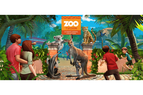 Zoo Tycoon 2 Ultimate Animal Collection Game Download ...