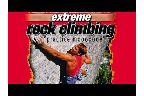 LGR - Extreme Rock Climbing - PC Game Review - YouTube
