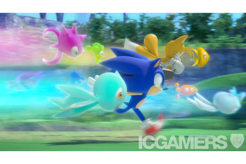 Sonic Colors (Full & Free PC Adventure/Arcade Game) | Free ...