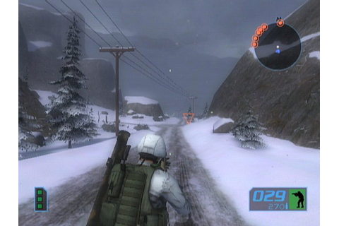 Screens: Tom Clancy's Ghost Recon 2: Summit Strike - Xbox ...
