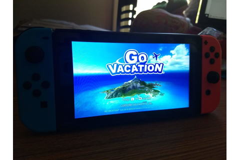 Go Vacation for Nintendo Switch: Beginners Guide | iMore