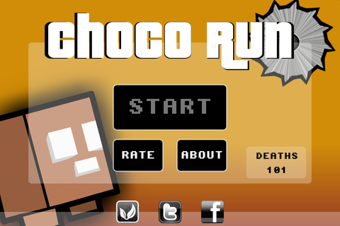 Choco Run review (iOS / Universal) | ArcadeLife : Life vs ...
