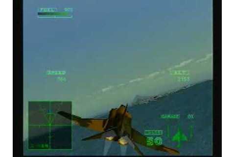 Ace Combat 2 1997 PSX - YouTube