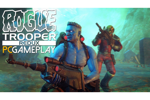 Rogue Trooper Redux Gameplay (PC HD) - YouTube