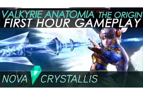 Valkyrie Anatomia: The Origin (Android) First Hour ...