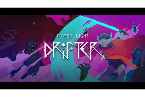 Hyper Light Drifter - Pre-order Trailer - YouTube