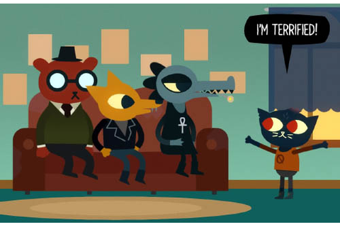 Game Review: 'Night in the Woods' | flayrah
