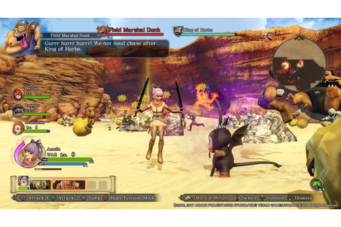 Review: Dragon Quest Heroes II (Sony PlayStation 4 ...