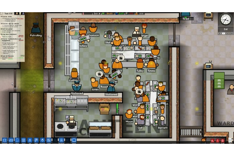Serious and seriously good, Prison Architect is the game ...