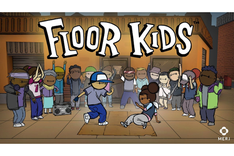 FLOOR KIDS - BREAKDANCE GAME FOR NINTENDO SWITCH - Gaming ...