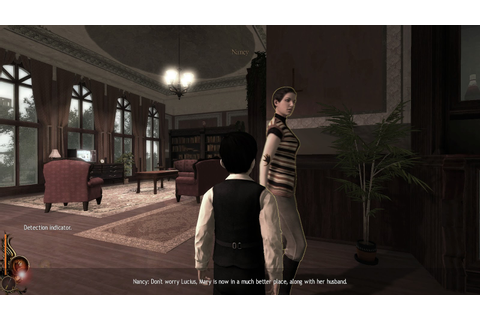 Mediafire PC Games Download: Lucius Download Mediafire for PC