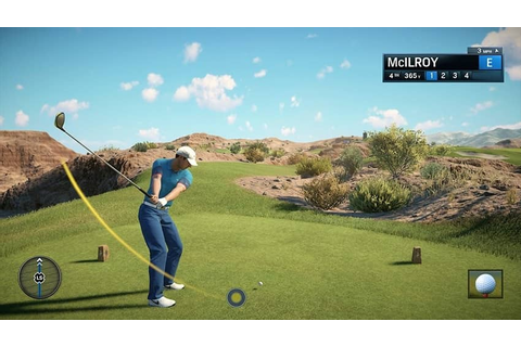 Rory McIlroy PGA Tour Review – GameSpew