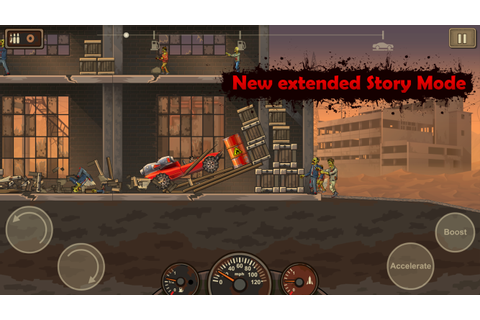 Earn to Die 2 - Out now on the App Store, Google Play ...