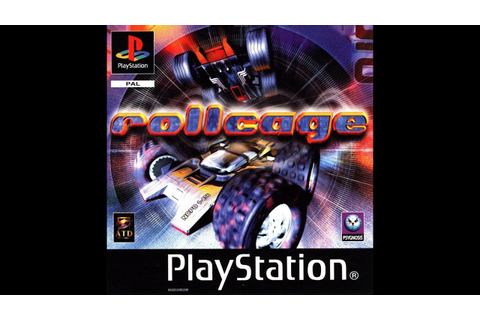 RollCage PS1 gameplay (played on PS3) - HD 1080p - YouTube