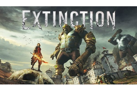 Video Game Review - Extinction