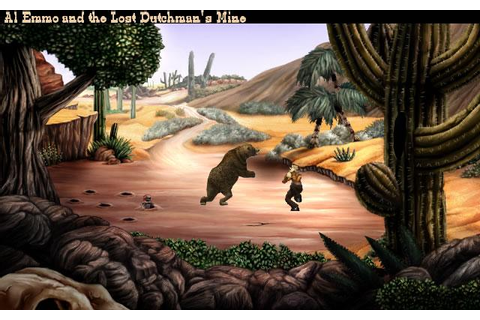 Al Emmo and the Lost Dutchman's Mine Download (2006 ...