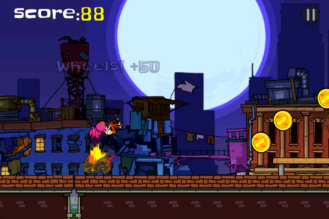 Zombie Parkour Runner review (iPod/iPhone) | ArcadeLife ...