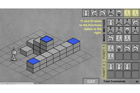 Programming Games: LightBot – Academic Computing