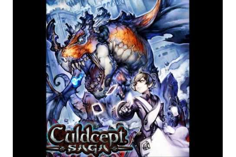 Culdcept SAGA - Alcion, the Imperial Capital -I'm Ticomm ...