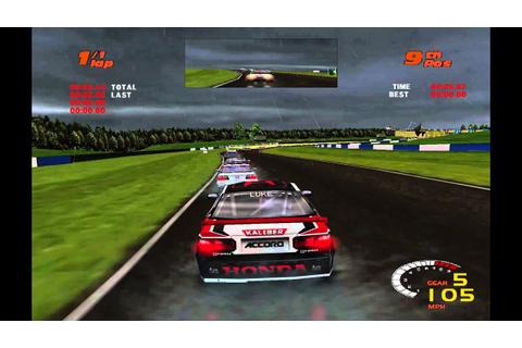 ToCA 2 Touring Cars test - YouTube