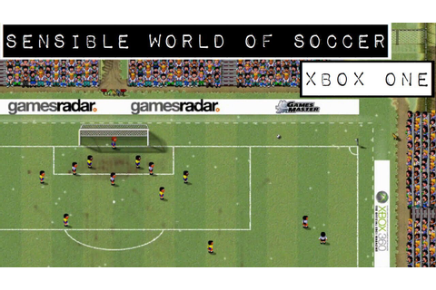 Sensible World of Soccer - Xbox One Gameplay - Backwards ...