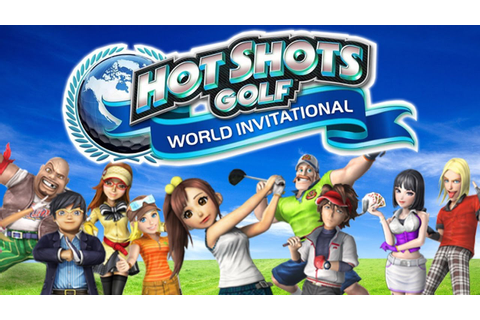 HOYO EN UNO!!! Hot Shots Golf: World Invitational PSVita ...