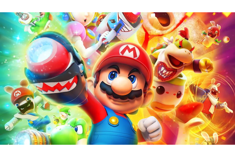 [Review] Mario + The Lapins Crétins : Kingdom Battle - un ...