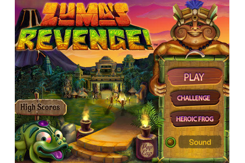 Mirna Safitri's Blog: Download Game Zuma Free (Revenge ...