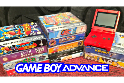 Play GBA Games for FREE 🥇 [Gameboy Advance Emulator Online]