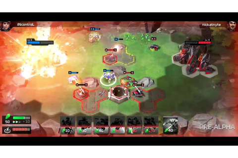 Strategy Game Command & Conquer: Rivals To Release On ...