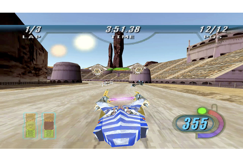 "Classic ""Star Wars Episode I: Racer"" Game Coming Soon to ..."