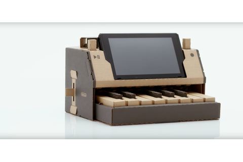 How to use Nintendo Labo, a new way to control the ...