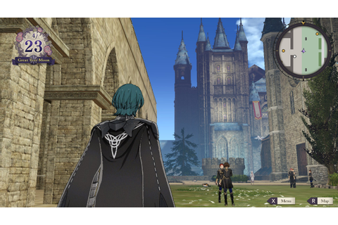 'Fire Emblem: Three Houses' is a slice of epic life
