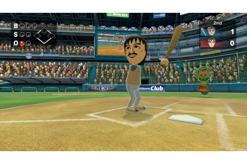 Wii Sports Club: Baseball + Boxing Review - Wii U eShop ...