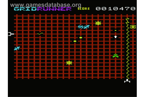 Matrix: Gridrunner 2 - Commodore VIC-20 - Games Database