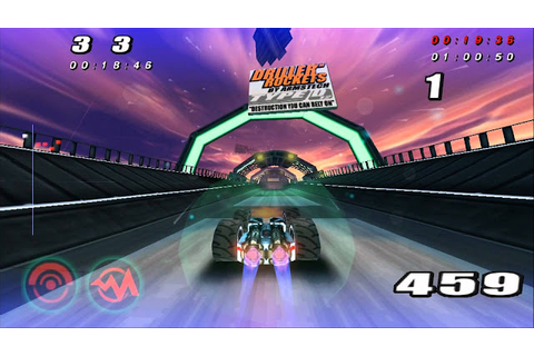Rollcage Stage II - Full Version Game Download - PcGameFreeTop