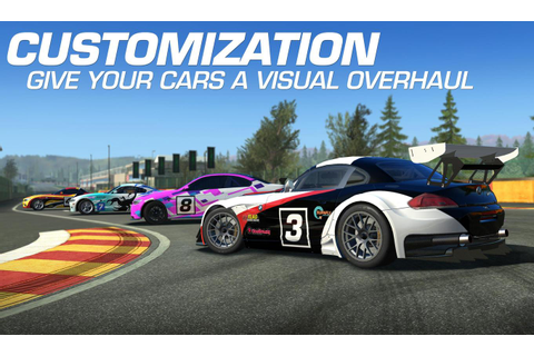 Real Racing 3 APK Download - Free Racing GAME for Android ...