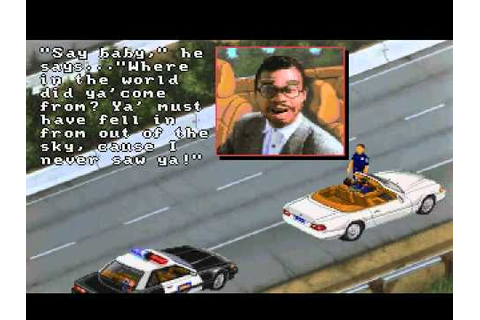 Police Quest 3 : The kindred (1991) PC game trailer - YouTube