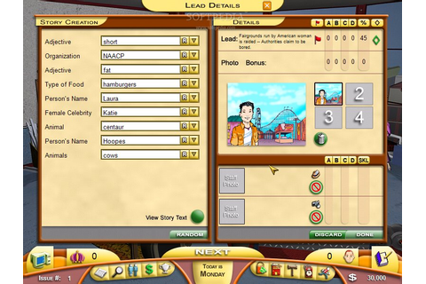 TABLOID TYCOON | download free game for pc