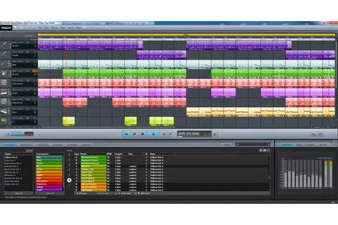 MAGIX Music Maker 2014 Premium - PC Review | Chalgyr's ...
