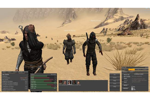 Kenshi PC Game Free Download | Hienzo.com